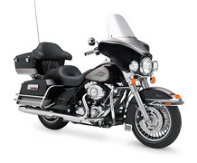 Photo of a 2009 Harley-Davidson FLHTC Electra Glide Classic