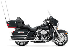 Photo of a 2008 Harley-Davidson FLHTCI Electra Glide Classic Injection