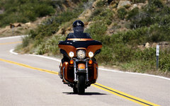 Photo of a 2008 Harley-Davidson FLHTCU Electra Glide Ultra Classic