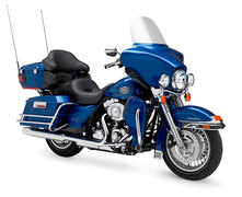Photo of a 2009 Harley-Davidson FLHTCU Electra Glide Ultra Classic