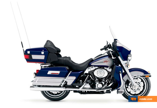 2001 Harley-Davidson FLHTCUI Electra Glide Ultra Classic Injection