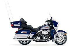 Photo of a 2004 Harley-Davidson FLHTCUI Electra Glide Ultra Classic Injection
