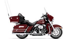 Photo of a 2005 Harley-Davidson FLHTCUI Electra Glide Ultra Classic Injection