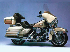 Photo of a 2006 Harley-Davidson FLHTCUI Electra Glide Ultra Classic Injection