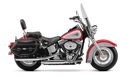 Photo of a 2002 Harley-Davidson FLSTC Heritage Softail Classic