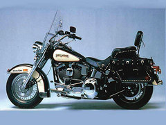 2002 Harley-Davidson FLSTC Heritage Softail Classic