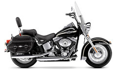 Photo of a 2003 Harley-Davidson FLSTC Heritage Softail Classic