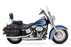 Photo of a 2005 Harley-Davidson FLSTC Heritage Softail Classic