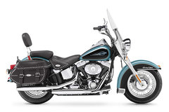 Photo of a 2007 Harley-Davidson FLSTC Heritage Softail Classic