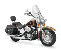 Photo of a 2008 Harley-Davidson FLSTC Heritage Softail Classic