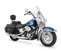 Photo of a 2009 Harley-Davidson FLSTC Heritage Softail Classic