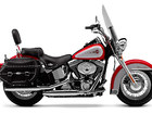 2001 Harley-Davidson FLSTCI Heritage Softail Classic Injection