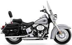 Photo of a 2003 Harley-Davidson FLSTCI Heritage Softail Classic Injection