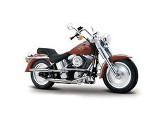 Photo of a 2003 Harley-Davidson FLSTF Fat Boy