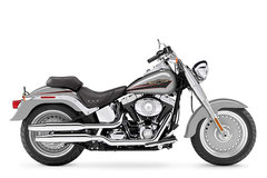 Photo of a 2007 Harley-Davidson FLSTF Fat Boy