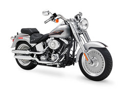 Photo of a 2010 Harley-Davidson FLSTF Fat Boy