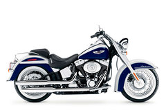 Photo of a 2006 Harley-Davidson FLSTN Softail Deluxe