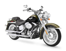 Photo of a 2007 Harley-Davidson FLSTN Softail Deluxe