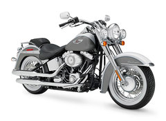 Photo of a 2008 Harley-Davidson FLSTN Softail Deluxe