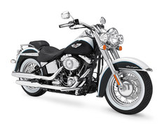 Photo of a 2009 Harley-Davidson FLSTN Softail Deluxe