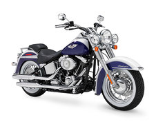 Photo of a 2010 Harley-Davidson FLSTN Softail Deluxe