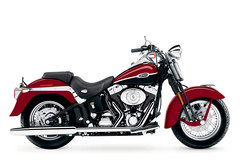 Photo of a 2001 Harley-Davidson FLSTS Heritage Springer Softail