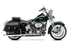 Photo of a 2002 Harley-Davidson FLSTS Heritage Springer Softail