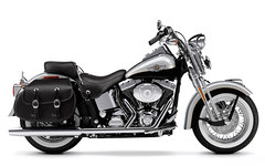 Photo of a 2003 Harley-Davidson FLSTS Heritage Springer Softail