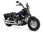 2009 Harley-Davidson FLSTSB Cross Bones