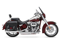 Photo of a 2011 Harley-Davidson FLSTSE CVO Softail Convertible
