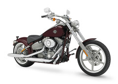 Photo of a 2008 Harley-Davidson FXCW Rocker Classic