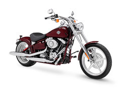 Photo of a 2009 Harley-Davidson FXCW Rocker Classic