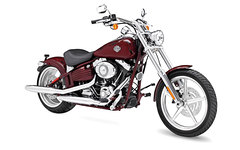 Photo of a 2009 Harley-Davidson FXCWC Rocker C
