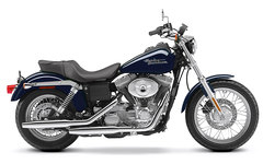 Photo of a 2002 Harley-Davidson FXD Dyna Super Glide