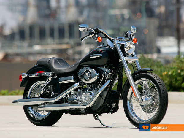 2007 Harley-Davidson FXDC Dyna Super Glide Custom