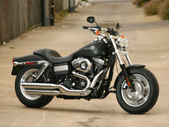 Photo of a 2008 Harley-Davidson FXDC Dyna Super Glide Custom