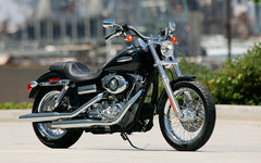 Photo of a 2009 Harley-Davidson FXDC Dyna Super Glide Custom