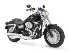 Photo of a 2008 Harley-Davidson FXDF Dyna Fat Bob