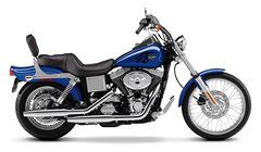 Photo of a 2003 Harley-Davidson FXDWG Dyna Wide Glide