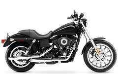 Photo of a 2005 Harley-Davidson FXDXI Dyna Super Glide Sport
