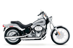 Photo of a 2006 Harley-Davidson FXST Softail Standard