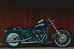 2001 Harley-Davidson FXSTB Night Train