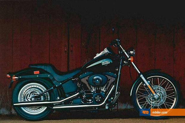 2002 Harley Davidson FXSTB Night Train