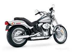 Photo of a 2006 Harley-Davidson FXSTC Softail Custom