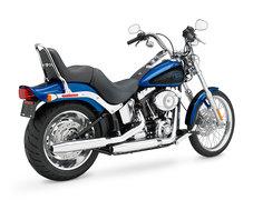 2008 Harley-Davidson FXSTC Softail Custom