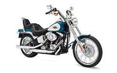 Photo of a 2009 Harley-Davidson FXSTC Softail Custom