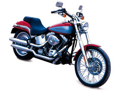 Photo of a 2002 Harley-Davidson FXSTD Softail Deuce