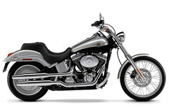 2003 Harley-Davidson FXSTD Softail Deuce