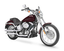 Photo of a 2007 Harley-Davidson FXSTD Softail Deuce