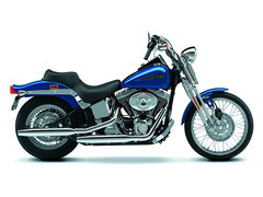 Photo of a 2001 Harley-Davidson FXSTS Springer Softail